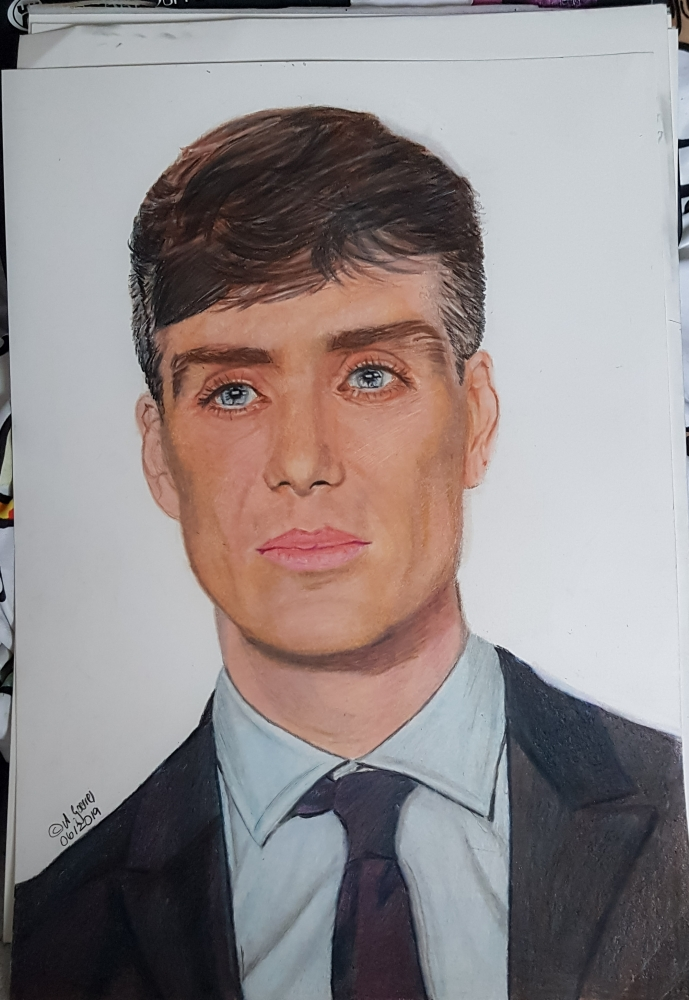 Cillian Murphy by Luthien